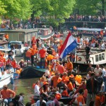 Happy Queen's Day Amsterdam