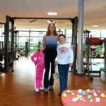 Easter Bunny @ Forza Fit
